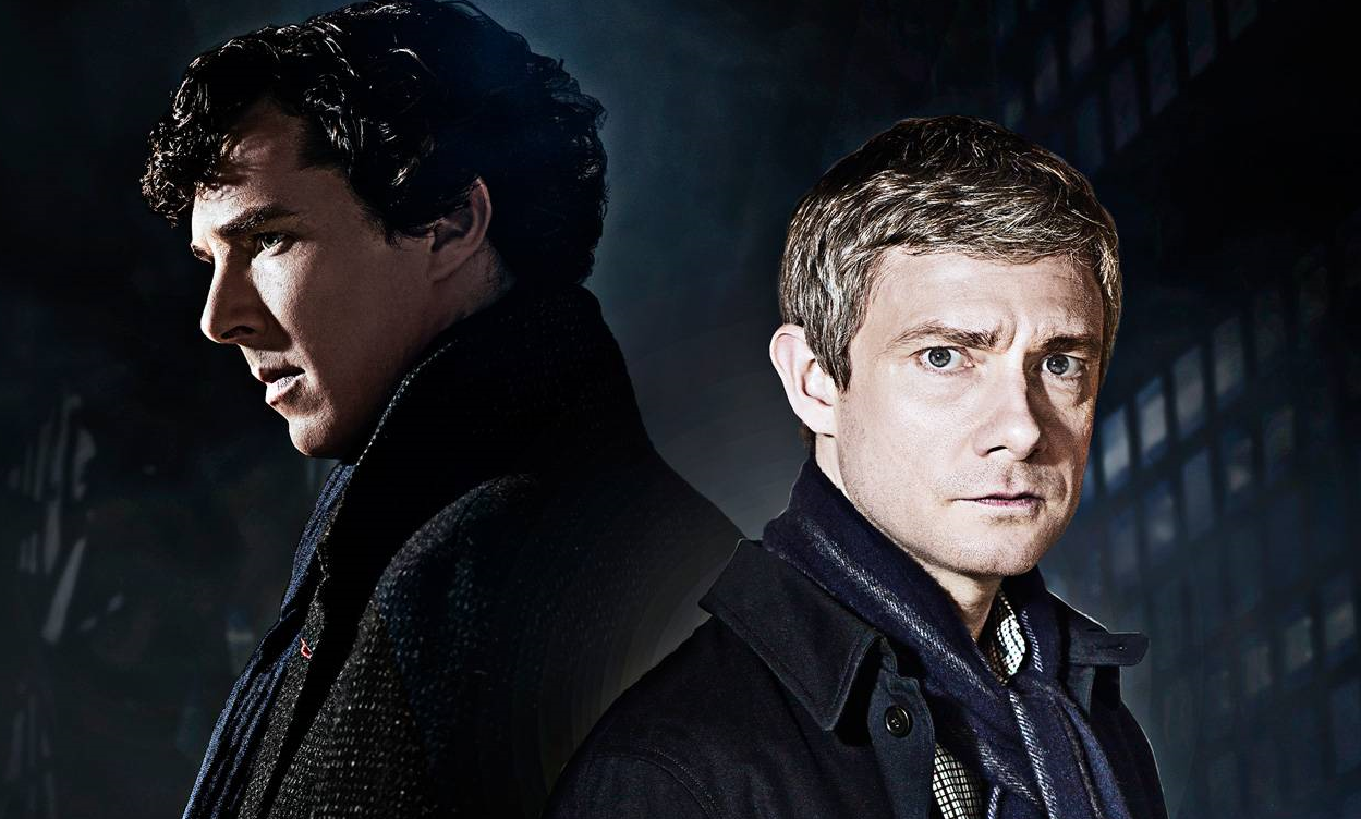 Sherlock och Watson 2
